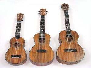 les ukuleles