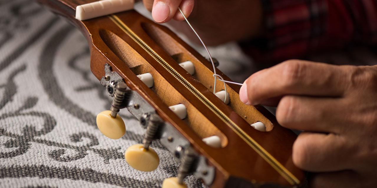 Les-guitares-a-corde-nylon