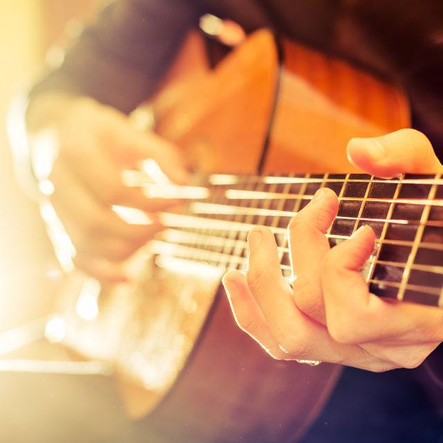 Les guitares acoustiques