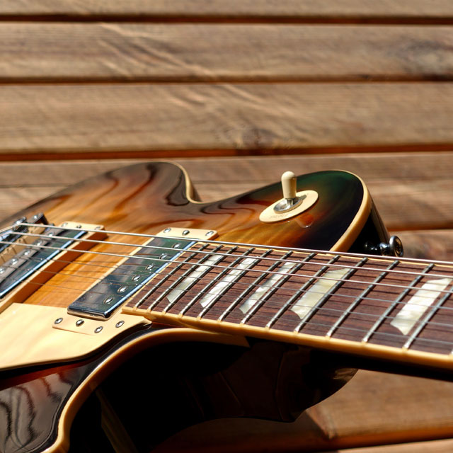 Les guitares électriques